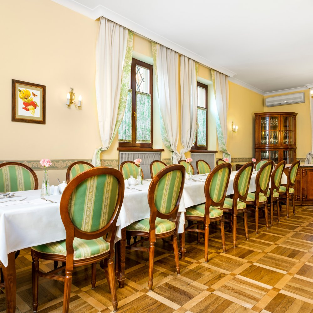 Hotel Maltański - The conference, training, and family room